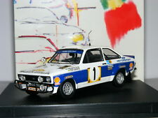 Trofeu 1019 Ford Escort MkII RS1800 Winner 1977 Safari Rally #1 1/43