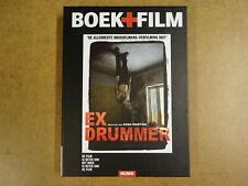 DVD + BOEK / EX DRUMMER