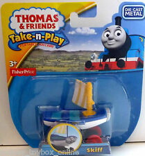 Thomas and Friends Take-n-Play Skiff the Railboat DISCOUNTED
