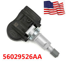 For Chrysler Jeep Tpms Tire Pressure Sensor Amp Service Kit Oem 56029526aa
