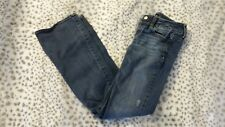 Womens American Eagle Size 00 Stretch Boot Cut jeans