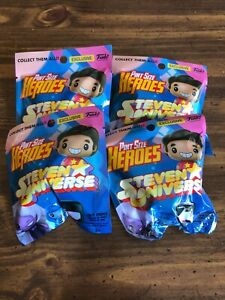 Lot of 4 Steven Universe Pint Size Heroes!!!