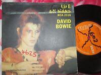 David Bowie – Life On Mars? RCA Victor  RCA 2316 UK 7inch Vinyl 45 Single