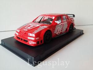 Scx Scalextric Slot Ninco 50104 Alfa Romeo 155 V6 Ti Dekra - Nannini - Nº2
