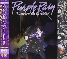 JAPAN Deluxe Expanded Edition PRINCE Purple Rain 3 CD + DVD DIGI SLEEVE