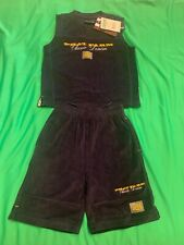NWT Phat Farm Baby Boys 18-24m Shorts Set Terry Cloth Blue
