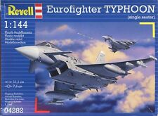 1:72 SCALE INJECTION MOLDED EUROFIGHTER TYPHOON by REVELL