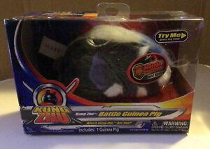 Kung Zhu Ninja Warriors Cold Space Battle Guinea Pig