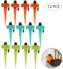 12Pcs Watering Automatic Device Plant Bulb Self Watering Garden Irrigation Drip