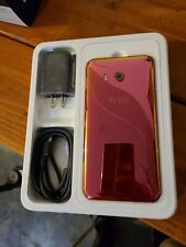 HTC U11 - 64 GB - Solar Red Unlocked Smartphone