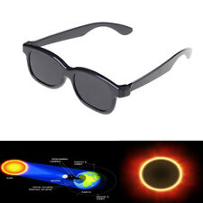 Plastic Solar Eclipse Viewing Glasses USA 2017 100% SAFE CE APPROVED DARKER JR