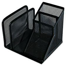 Mesh Desk Organizer, Black