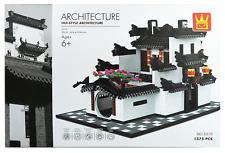 House Building Blocks Bricks -Hui-Style Architecture- Wange