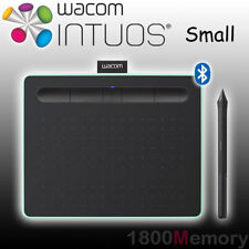 Wacom Intuos Creative Pen Tablet Bluetooth Wireless Small Pistachio CTL-4100WL