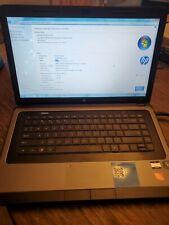 HP Pavilion 2000 AMD E-450 APU 1.65GHz CPU 4GB Laptop Notebook PRE-OWNED WIN 7