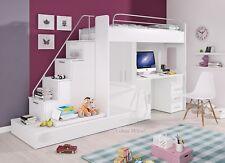 Hochbett Schreibtisch Schrank Gunstig Kaufen Ebay