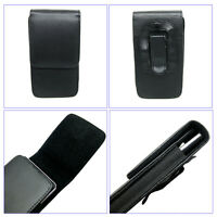 For LG Optimus Glare E510 Net P690 Dual P698 Leather Case Belt Clip Pouch Cover