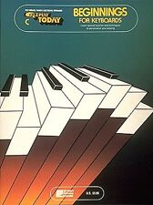 Beginnings For Keyboards Book C Sheet Music E-Z Play Today New 000100318