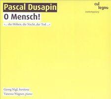 O Mensch!, New Music