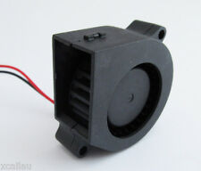 Brushless DC Blower Cooling Fan 40mm x 40mm x 20mm 4020 12V 2pin sleeve-bearing