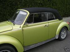 VW Käfer 1302, 1300, 1500 Cabrio Verdeck Verdeckbezug Stoff (Baujahr 67 - 72) A