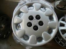 one genuine 1997 1998 1999 Chrysler Neon 14 inch bolt on hubcap wheel cover
