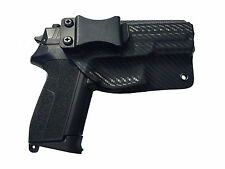 """Ruger 9E Custom Kydex IWB Holster CCW Concealed """"INSIDE THE WAISTBAND"""""""