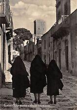 Br45069 Erice stazione di cura soggiorno e turismo women femmes italy