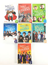 How I Met Your Mother Saison 1 2 3 4 5 6 7 Coffret Lot DVD