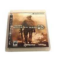 Call of Duty Modern Warfare 2 PlayStation 3, 2009 Complete NO SCRATCHES