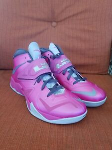 """Nike Zoom Soldier VII """"Think Pink"""" (599264-600) Size 13"""