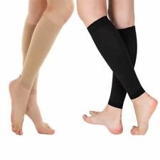 Compression Leg Calf Socks Foot Support Sleeve Relieve Varicose Veins Stockings