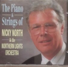 The Piano & Strings of Nicky North & The Northern Lights Australian CD Album GC