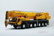 1:50 Original XCMG QAY200T Mobile Heavy Crane Metal Truck Toy Die Cast Model