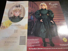 Hamilton Collection CASSANDRA Laura Cobabe Doll Ad Advertisement ONLY