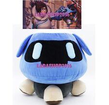"12"" Overwatch Mei Frozen Robot Plush Doll Toy Stuffed Cute Cosplay Prop GIft"