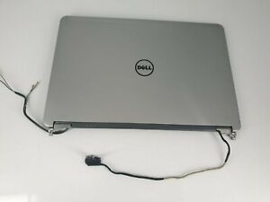 DELL LATITUDE 6440 LAPTOP TOP COVER + LCD FRAME , HINGES, BRACKETS