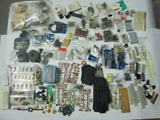 Huge Lot of Model HO Scale Parts Accessories office Kibri circus crafts 5075