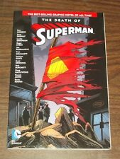 Superman Death of by Dan Jurgens Jerry Ordway (Paperback, 2013)< 9781401241827
