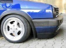 Apron for VW GOLF 2 MK2 Jetta front spoiler chin lip valance trim splitter