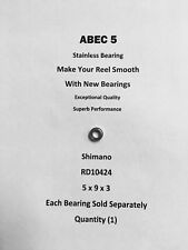 Shimano Stella 20000SW RD10424 ABEC5 Stainless Bearing 5x9x3 #08