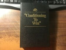 Conditioning To Win, Equine Research Hardback 1974