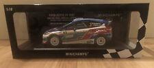 MINICHAMPS 1/18 Ford Fiesta WRC #3 Rally Australia 2011 Winners🥇Ltd Edition NEW