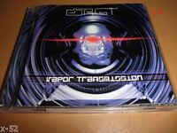 ORGY cd VAPOR TRANSMISSIONS opticon EVA fiction dreams in digital 107 dramatica