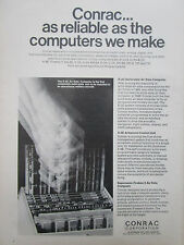 1/1972 PUB CONRAC E-2C AIR DATA COMPUTER A-6E ARMAMENT CONTROL FIREBEE II AD