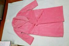 PINK K MART Womens Pink Bathrobe Size M
