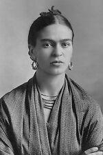 Frida Kahlo Mexican Artist Surrealist Painter Historic Reprint Photo Picture
