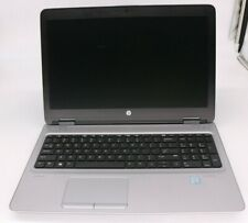 "HP ProBook 650 G2 15.6"" Laptop i5-6200U 250GB SAMSUNG SSD 8GB RAM Win 10 PRO."