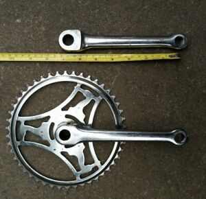 Vintage Raleigh Bicycle Cottered Crank chainring 46T