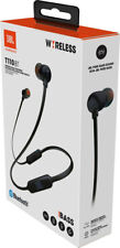 JBL Bluetooth Kopfhörer In-Ear schwarz Tune110BT Kabellos Akku Mikrofon Headset